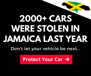 Over 2000 Vehicles Are Stolen In Jamaica Yearly