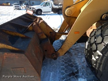 Caterpillar 928G Wheel Loader