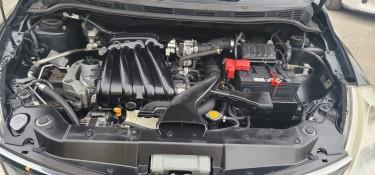 Nissan Tiida Fidelity