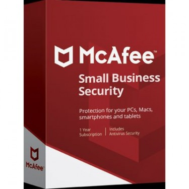 Buy McAfee Small Business Security - Softwareexcel