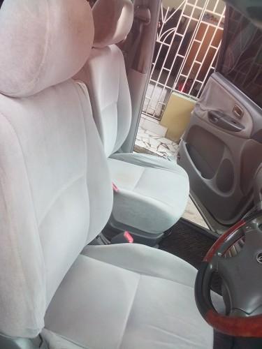 2001 Toyota Grey Estima