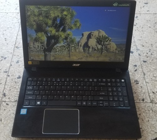 Acer Laptop With Intel I3 8th Gen And 6gb Ram