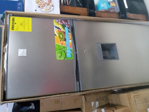 Brand New Ice Press Refrigerator