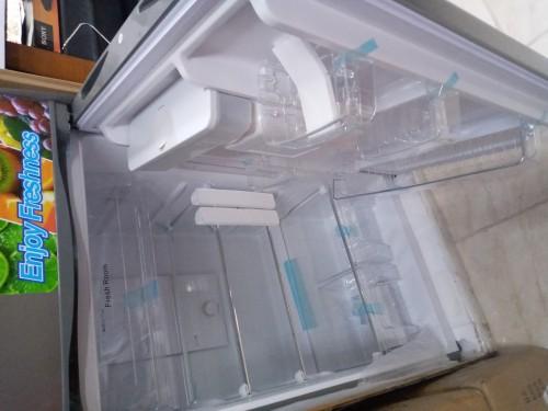 Brand New Ice Press Refrigerator