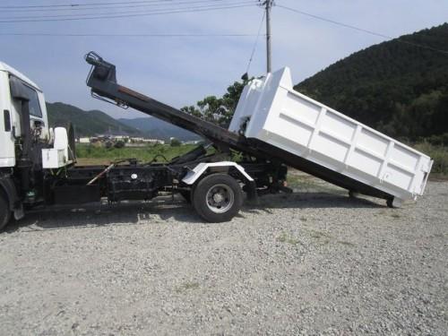 Isuzu Forward Tripper Truck
