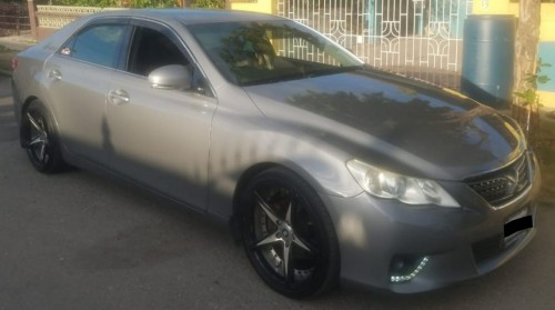 2012 Toyota Mark X For Sale ....