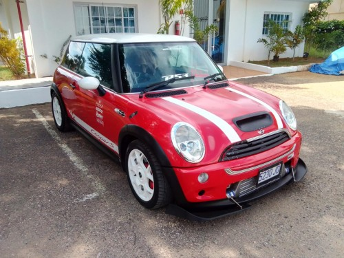 2003 Mini Cooper Turbocharged