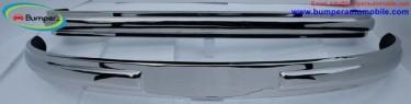 VW Bus T1 Split Screen 1950-1957 Stainless Steel B