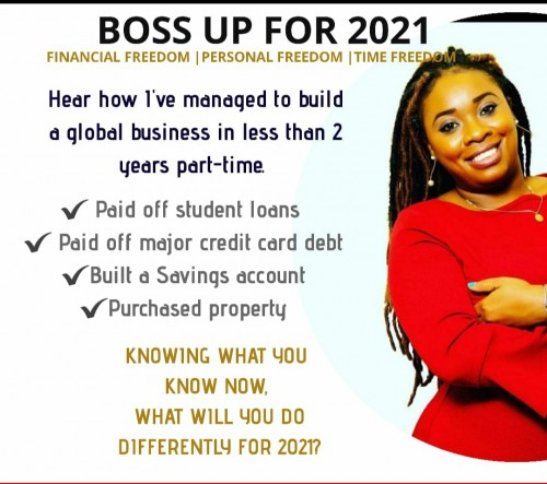 Boss Up 2021! Part Time Jobs Jamaica