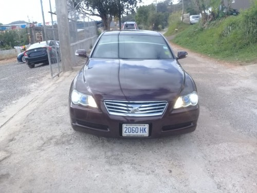Toyota Mark X 2009