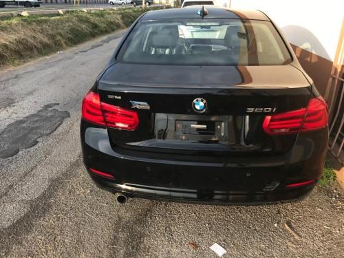 BMW 320i (X Drive) 2016