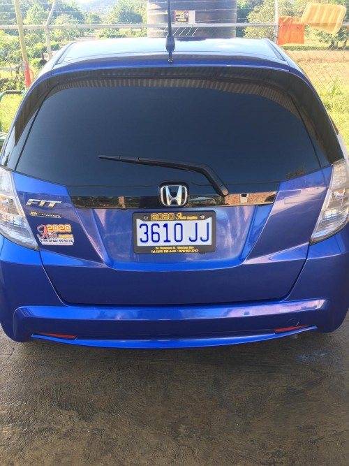 Honda Fit 2012<br /> Great Condition <br /> 68,000.00 Mileage