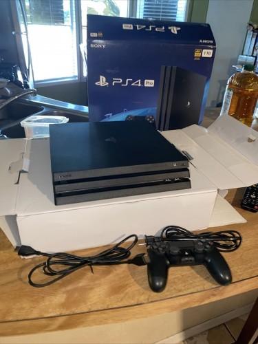Sony PlayStation 4 Pro 1TB WhatsApp :: +1217397672