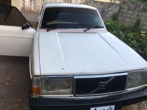 Volvo 1982 Moddle Driving Car In Good Condition