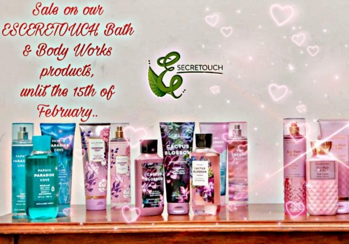 Bath And Body Works Products