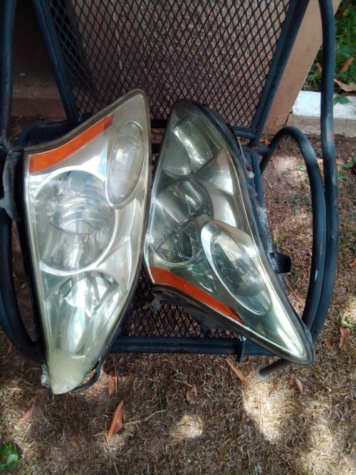 2002 - 2006 Toyota Camry Front & Back Lights
