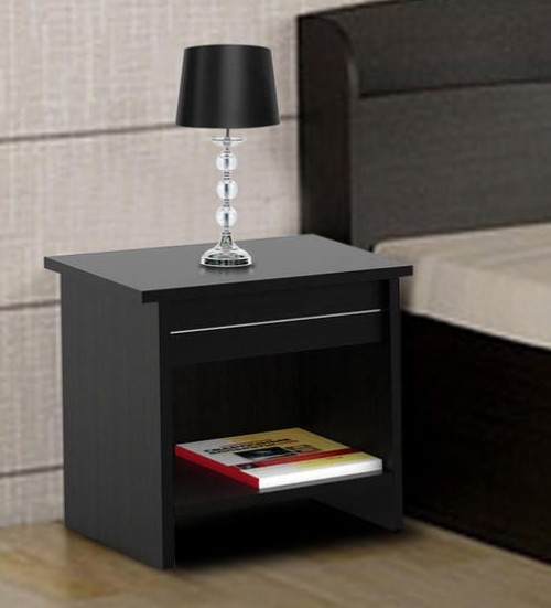 Pair Modern Night Stand (white And Grey Available)