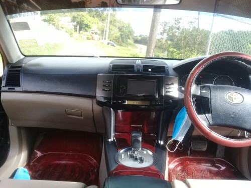 Toyota Mark X 2009