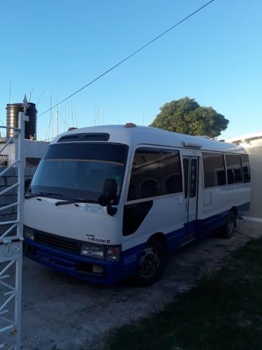 2007 Toyota Coaster Buses Yallahs