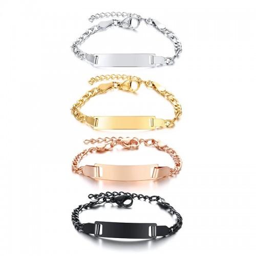 Customized Name Baby Bracelet
