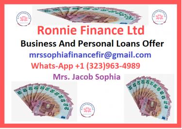Business Loan, Personal Loan, Consolidation Loan