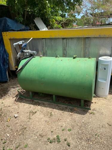 Diesel Tank With Pump