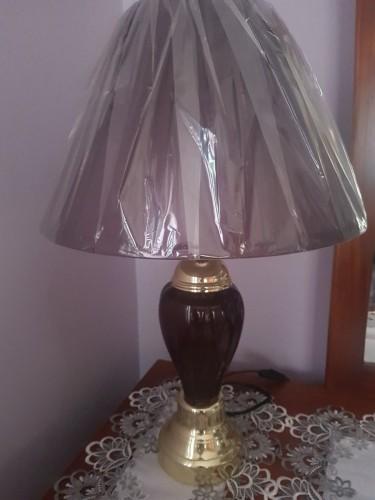 2 X Bedside Table Lamps