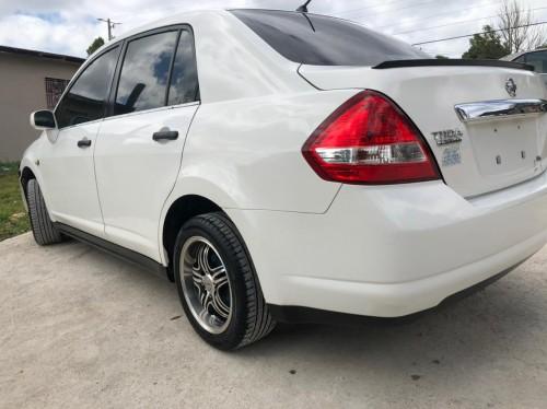 Nissan Tida 2009