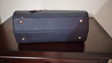 Navy Blue Handbag Set (3 Pieces)