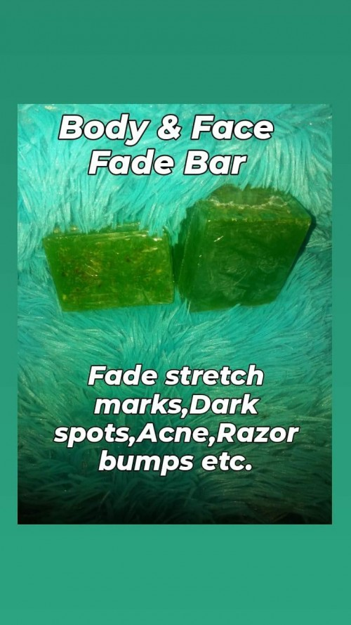 Face And Body Soap Bar