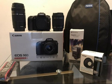 EOS 90D Kit Shop@ Phoenixelectronicsenterprise.com