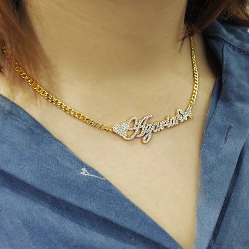 Stainless Steel Customized Choker Necklace