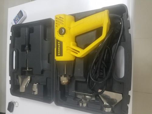 Stanley Heat Gun With Attachments