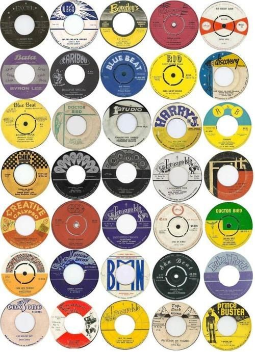 BUYING OLD RECORDS, From The 1960s, 70s & 80s. SKA