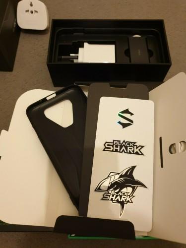 Xiaomi Shark 3 Pro 5G 7.1 12/256 Black GB Gaming P