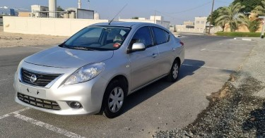 Nissan Sunny 2013 Model