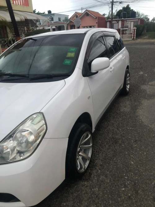 2011 Nissan Windroad