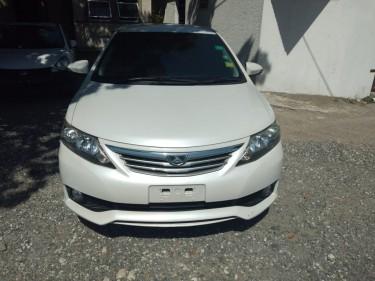 2014 Toyota Allion