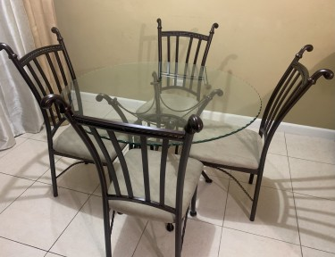 Dining Table Set- 5 Pieces