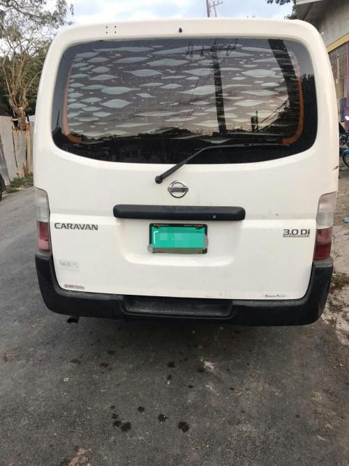 2003 Nissan Caravan