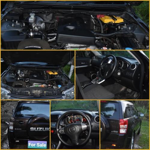 Suzuki Grand Vitra 2015