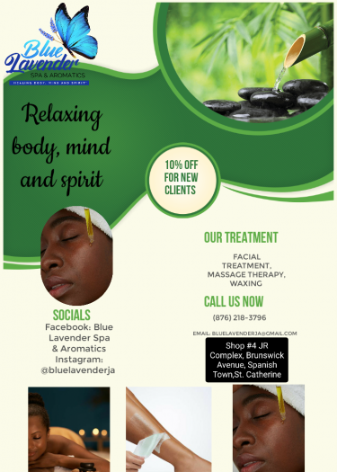 Facials, Massages And Waxing