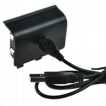 Rechargeable Battery Pack + USB Cable For Xbox One