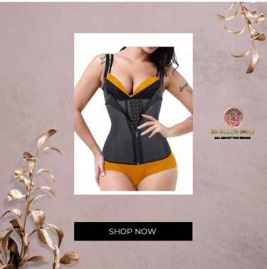 Waist Trainer  Shapewear Fat Burner