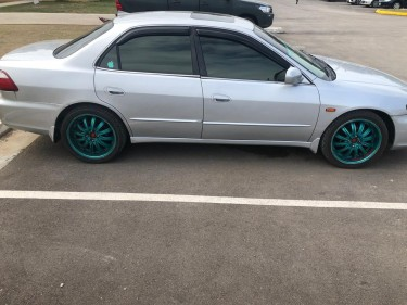 2001 Honda Accord ATL Shape