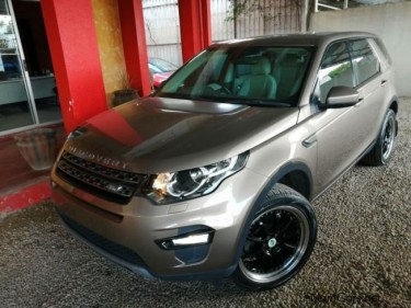 2016 Land Rover Discovery Sport SE SD4