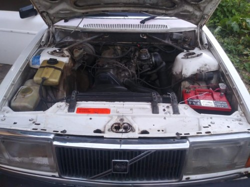 1982 Volvo Car In Good Driving Condition