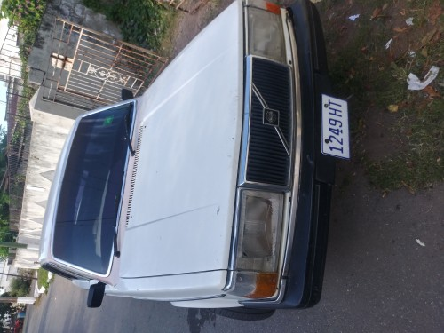 1982 Volvo Car Going Going Driving Vehicle 244