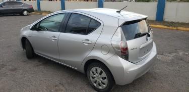 Newly Imported 2014 Toyota Aqua