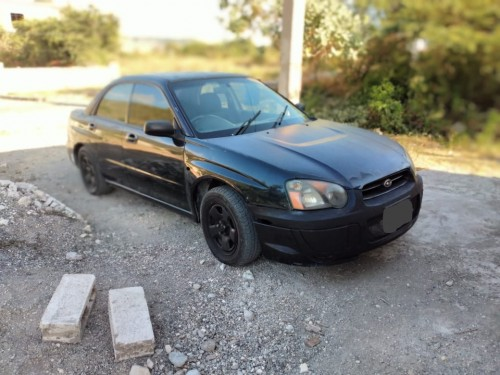 2005 Subaru Impreza $360k Negotiable!<br />  Ac Ice Cold